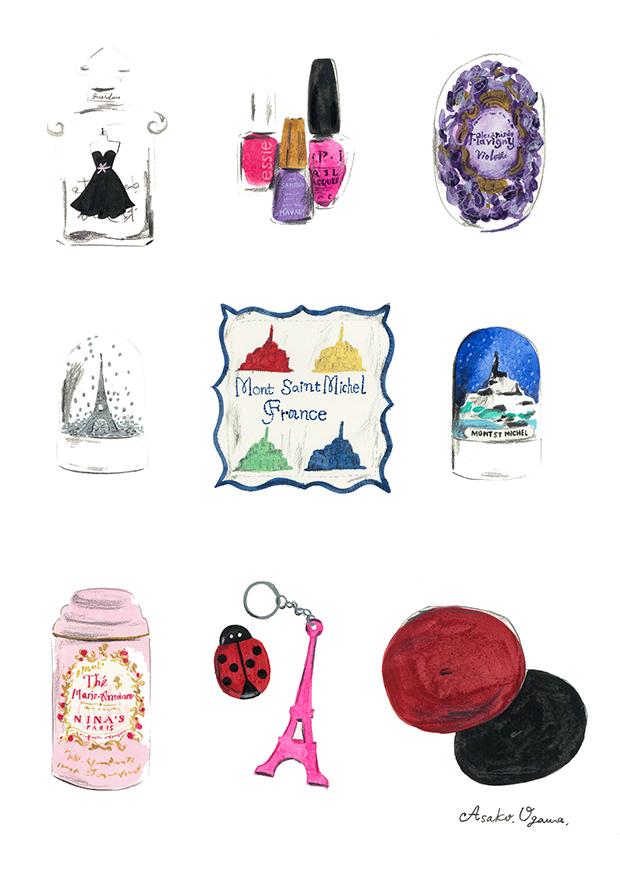 web ) souvenirs